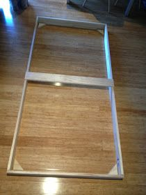 ACOUSTIC PANEL BUILD Cheap to make, Approximately $40 for a large panel  Free s…