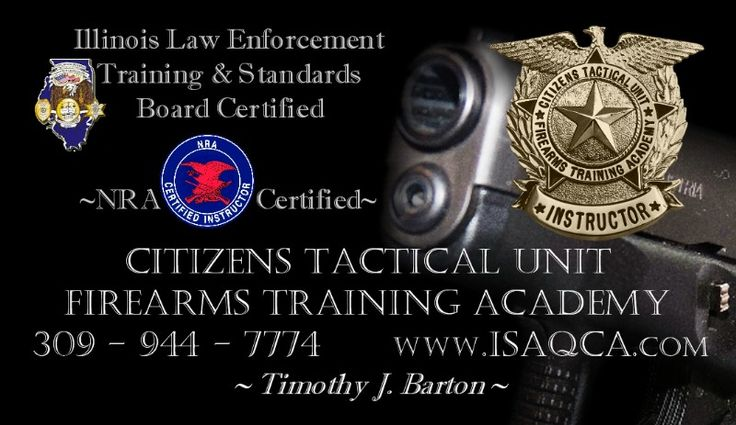 Illinois concealed carry schedule firearms training law