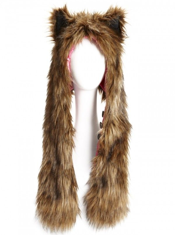 Skaist-Taylor for Target + Neiman Marcus Holiday Collection / Faux Fur Kid's