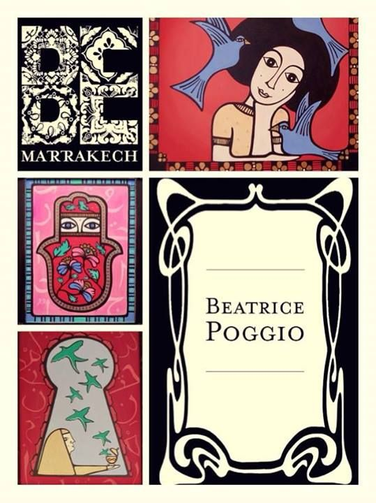#LimitedEdition# - #PopUpMarket  ---- Proudly present:  #Artist #Beatrice_Poggio. Beatrice's #images talk directly to the #subconscious through #universal #symbols and #themes :  #nature, #Mother_Earth, #time, feminine #dreams.  Check out:  http://www.beatricepoggio.com/ __________________________________  Riad BE Marrakech www.be-marrakech.com   #Participants #BEMarrakech #Marrakech #popupmarket #Tourism #culture #Art #Design #event