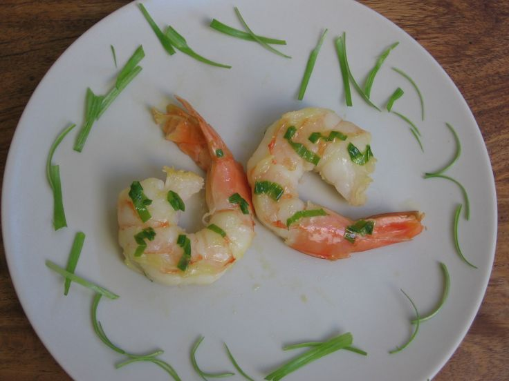 This is one of The Hungry Pilgrim's favorite recipes from A Taste of Heaven: A Guide to Food and Drink Made by Monks and Nuns. What makes this shrimp dish different is the addition of Chartreuse, a liqueur made by the monks of La Grande Chartreuse monastery in France. The Hungry Pilgrim visited the Chartreuse tasting room and cellars in Voiron and while this liqueur is delightful, don't drink and drive. It will knock your socks off! This dish goes great with a side of simple white rice.