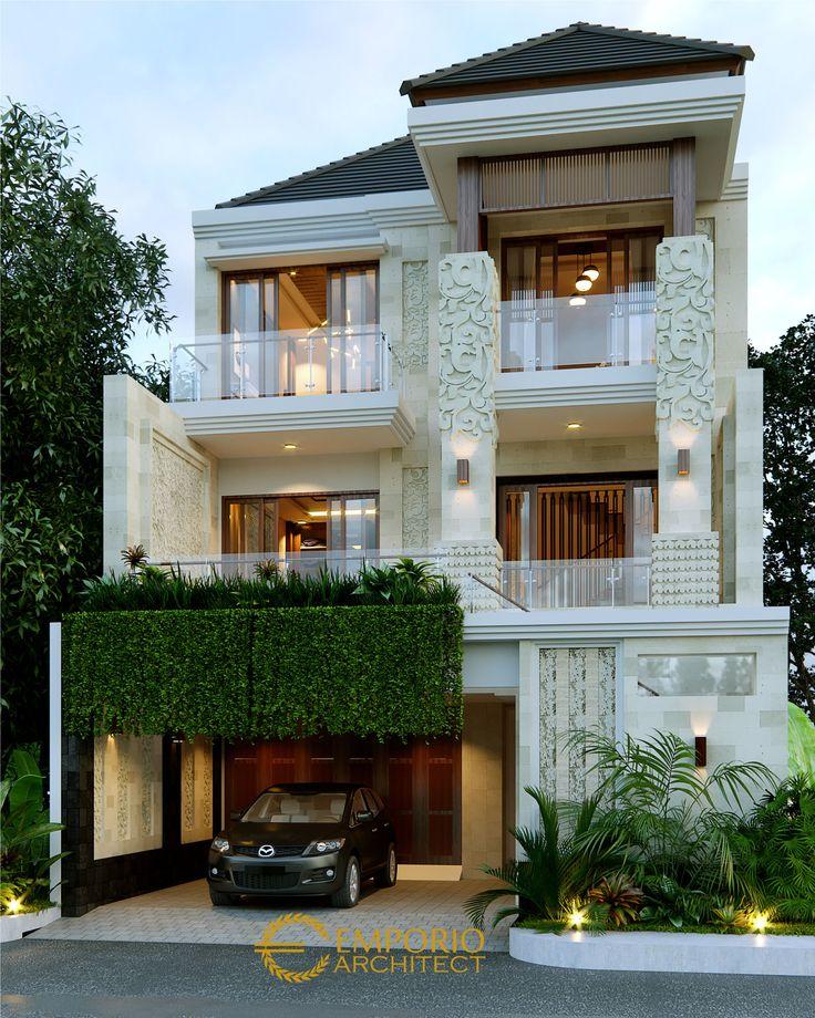 Jasa Arsitek Surabaya Desain Rumah Ibu Lidesy Layarda