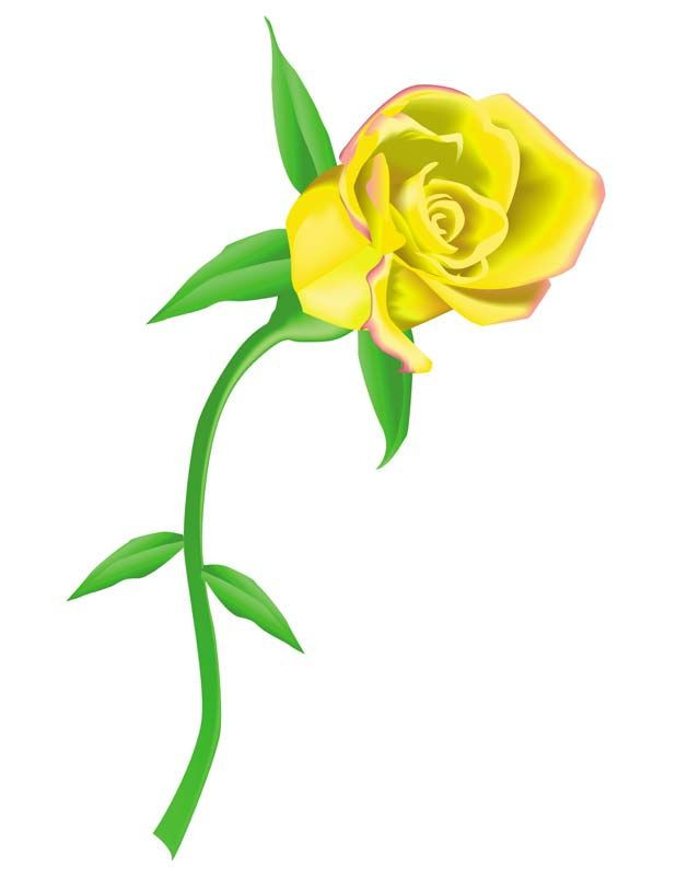 animated clip art roses - photo #19