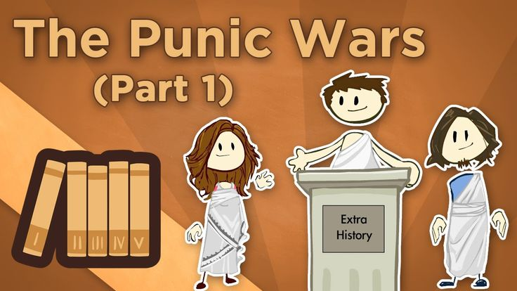 Extra History - Rome: The Punic Wars - Chapter 1: The First Punic War