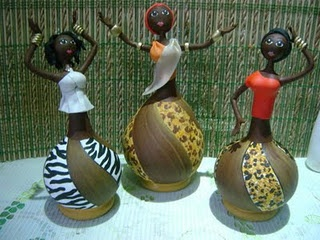 Gourd and polymer