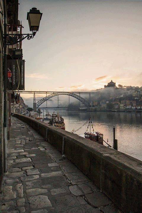Ribeira do Porto, Portugal.