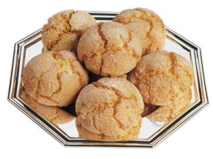 Amaretti - Biscoito Tradicional Italiano