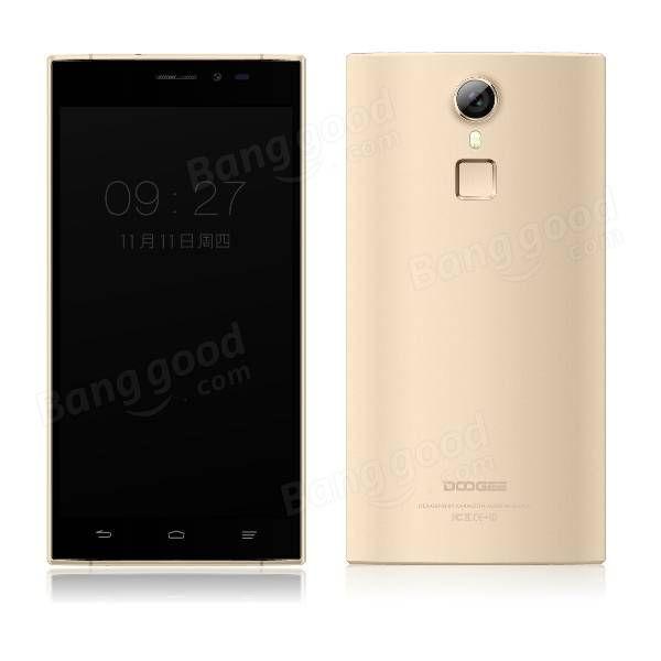 DOOGEE F5 5.5-inch 4G LTE 3GB RAM MTK6753 Octa-core Smartphone Sale-Banggood.com