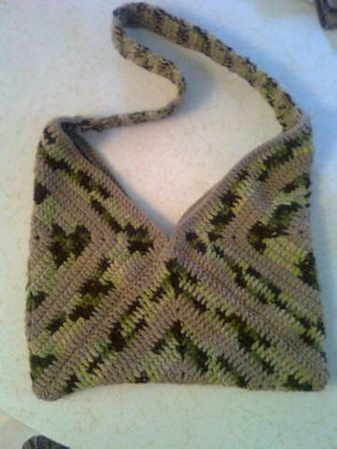 Ravelry: Project Gallery for Get Your Granny On! pattern by Valerie Whitten