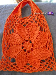 Crochet Grocery Bag : ... about Crochet bags on Pinterest Trapillo, Crocheted bags and Bags