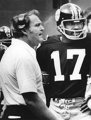 Chuck Noll and Joe Gilliam