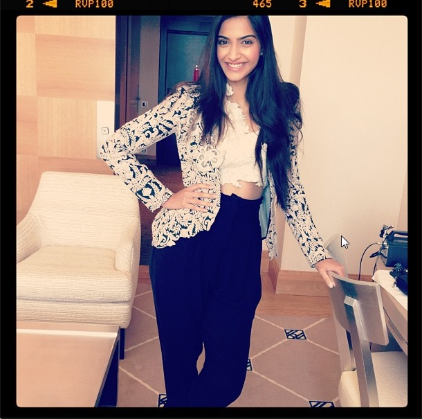 Sonam Kapoor ready for interviews