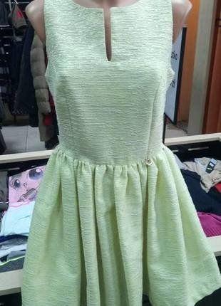 Kup mój przedmiot na #vintedpl http://www.vinted.pl/damska-odziez/sukienki-wieczorowe/19042225-suknia-limonkowa-w-trzech-rozmiarach