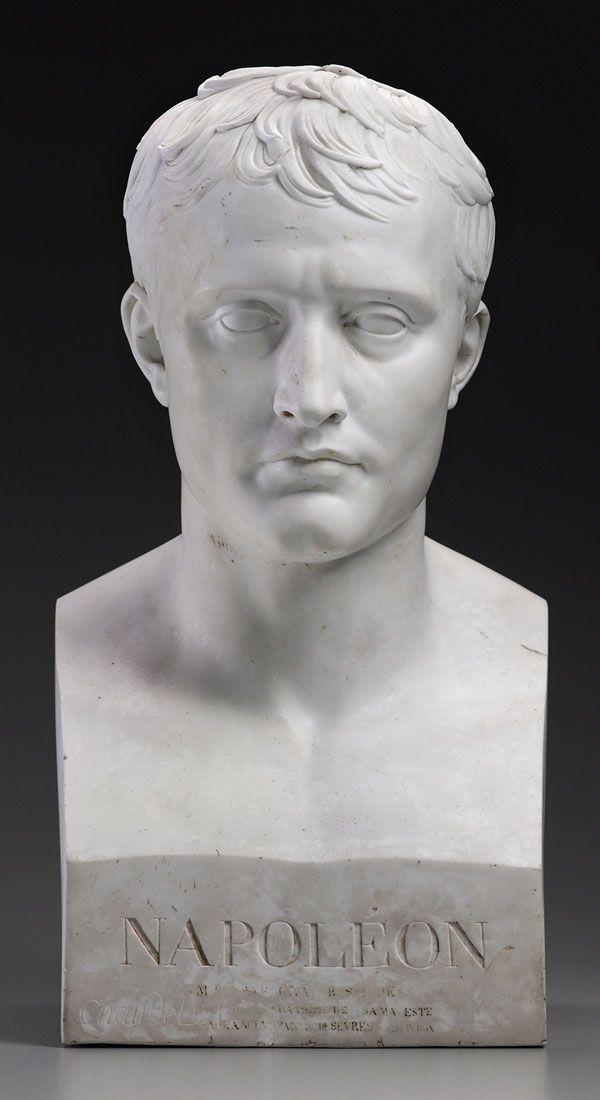 S 232 Vres After Antoine Denis Chaudet 1763 1810 Bust Of