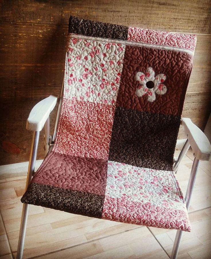capa para cadeira de praia