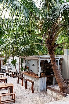I always say im going to sell everything, live in a little beach cottage and maybe just open a beach bar??