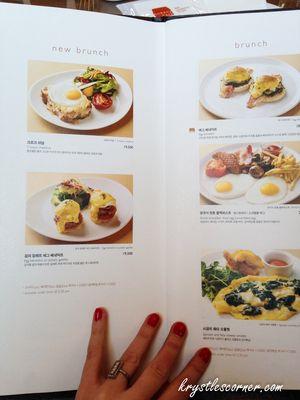 Queenspark Cafe in Seoul www.krystlescorner.com