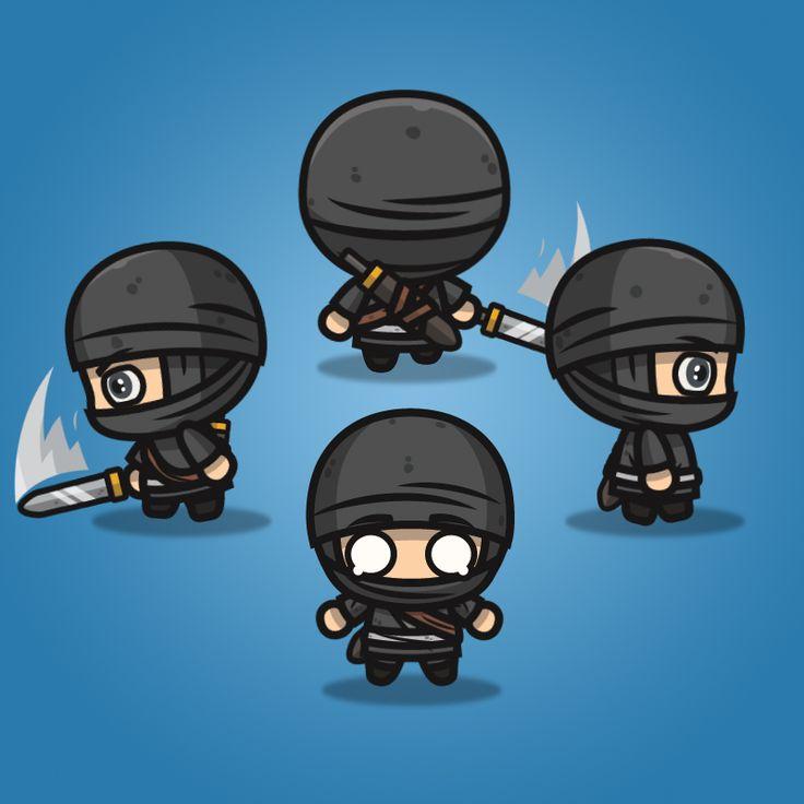 4 Directional Ninja