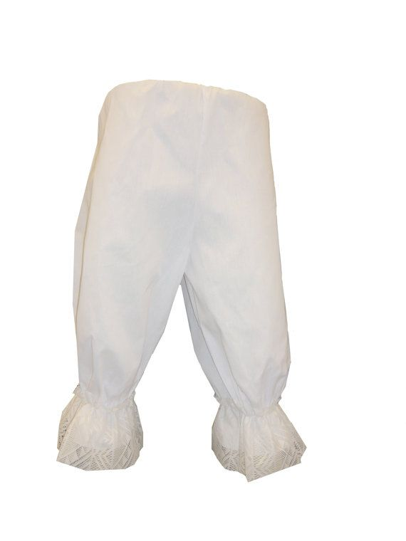 Pantaloon Bloomers Ladies Knickers Undergarment by 911Costume