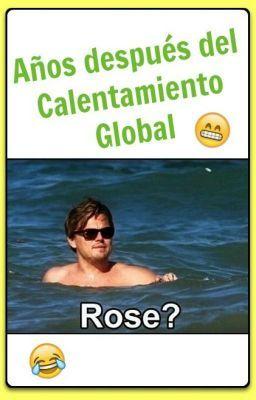 Es doble cómico porque Leo hace tantos dictados sobre el calentamiento global