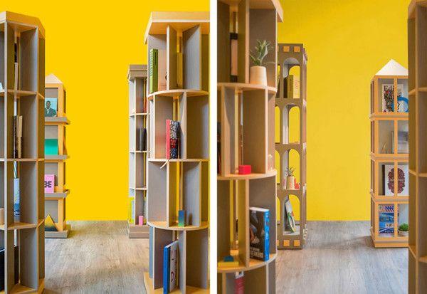 A City of Bookcases by Los Contratistas Photo