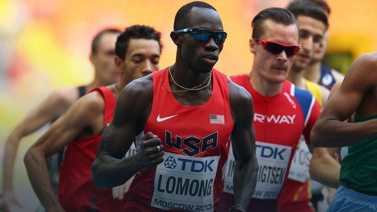 Joseph Lopez Lomong: wygrałem bieg po życie