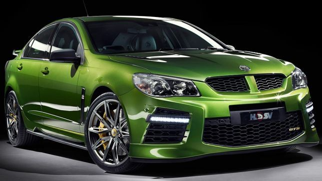 HSV confirms supercharged V8 power: Car News | CarsGuide