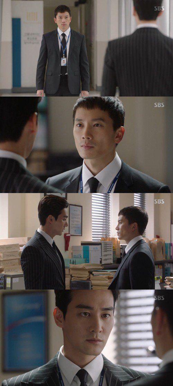 "[Spoiler] ""Defendant"" Ji Sung warns Oh Chang-seok, ""Investigate everything again"""