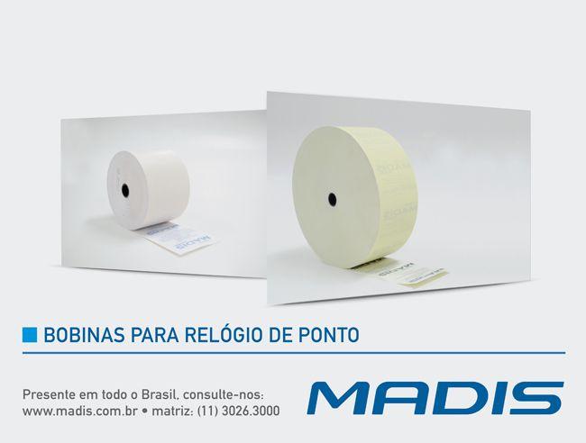 Fundada na década de 20, a MADIS é pioneira na fabricação de relógio de ponto, além de disponibilizar ao mercado soluções completas para controle de acesso de pessoas e veículos.