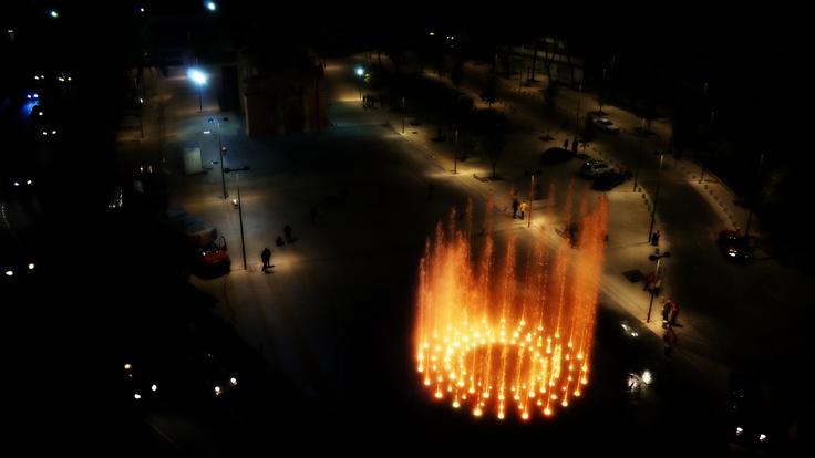 fountain México