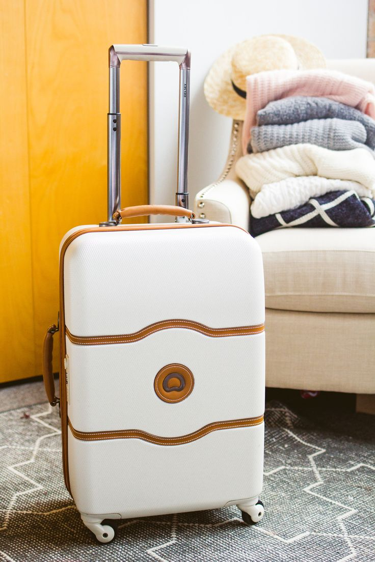 The Perfect Carry-on for any trip - The Golden Girl
