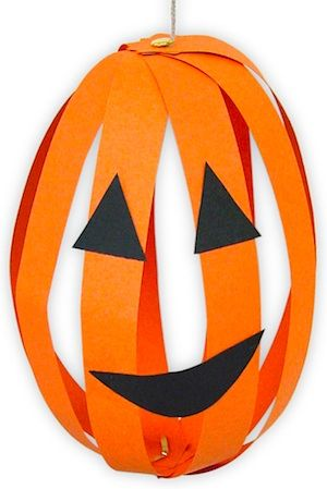 pumpkin crafts - Click image to find more Holidays & Events Pinterest