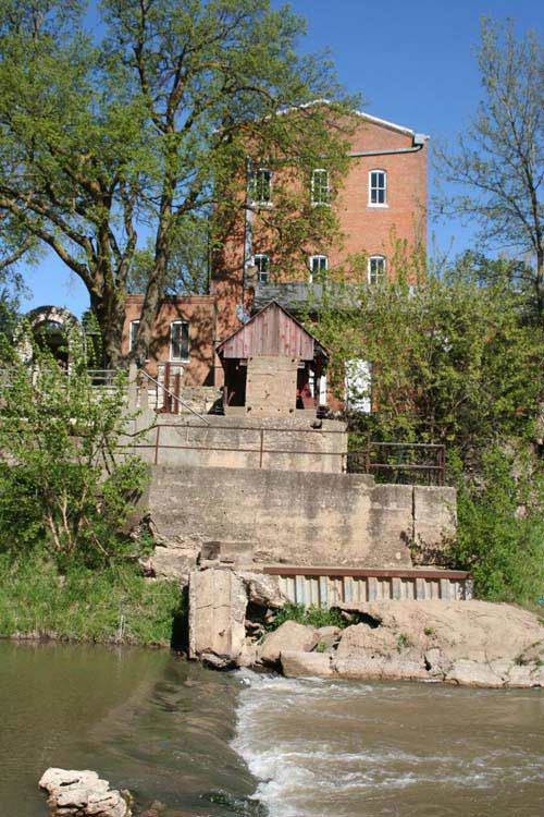Kansas Smokey Valley Roller Mill Lindsborg Only 45 mins from Wichita. Fun for all!