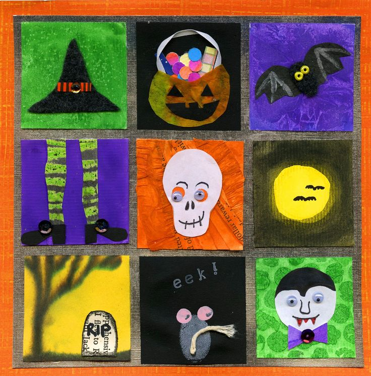 I know you were waiting for it.......this year's Halloween inchies!     Always keep in mind that each inchie can be done larger as a full ...