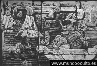 Se remonta la civilización maya a una era antediluviana?