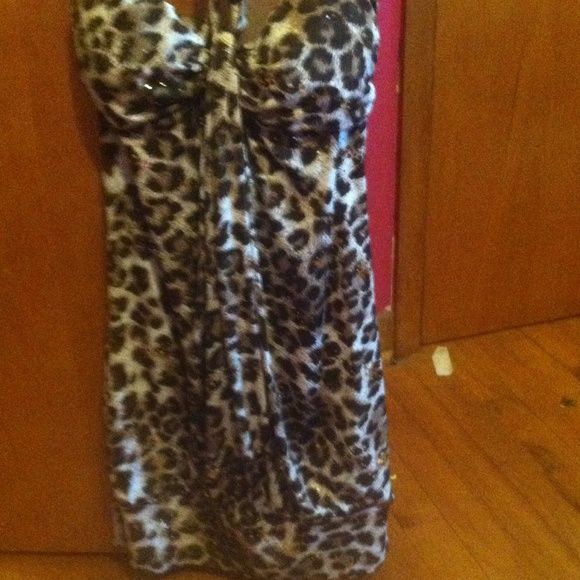 Cheetah party dress! Cheetah party dress Dresses