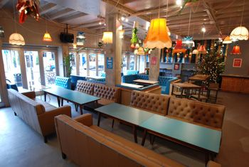 Fixed Seating | Bar Furniture | London | Babel