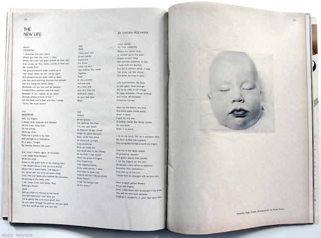 A Very Young Baby, N.Y.C. 1968. Diane Arbus' portrait of ...