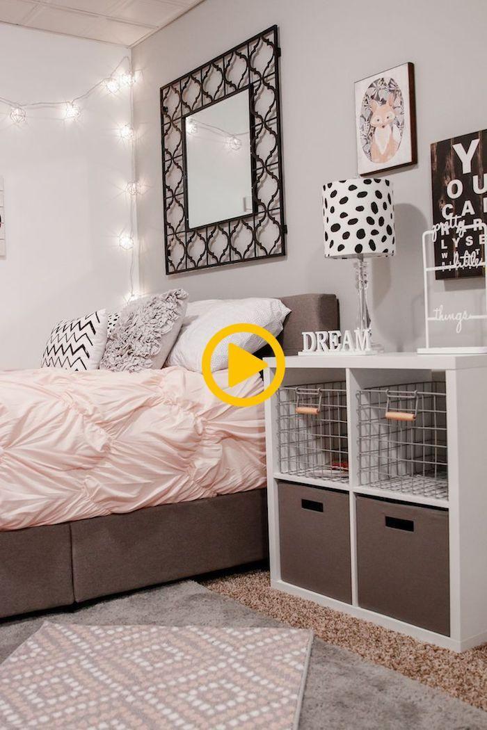 1001 Ideen Fur Jugendzimmer Madchen Einrichtung Und Deko Jugend Zimmer Schwa Jugendzimmer Schlafzimmer Design Teenager Madchen Schlafzimmer