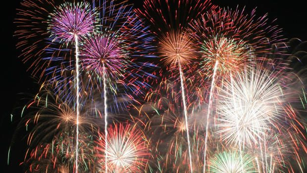 How McMansions Murdered Big Fireworks