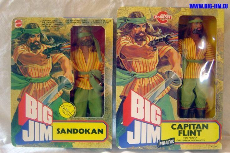 Elicottero Big Jim Anni 80 : Sandokan big jim friends pinterest