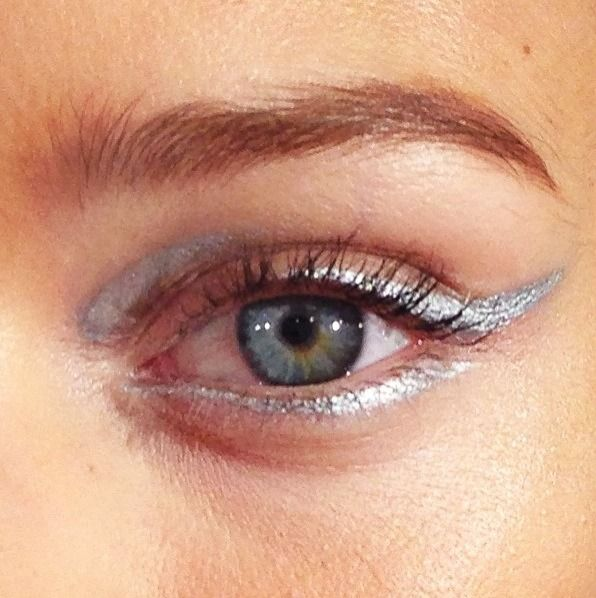 Eye at Dior F/W 2013, by Pat McGrath ☆ Join our Pinterest Fam: @SkinnyMeTea (140k+) ☆ Oh, also use our code 'Pinterest10' for 10% off your next teatox ♡