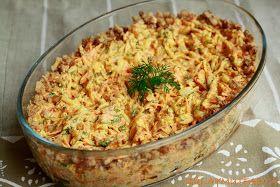 gülay mutfakta: Şehriyeli Havuç Salatası