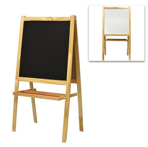 how to put together an easel