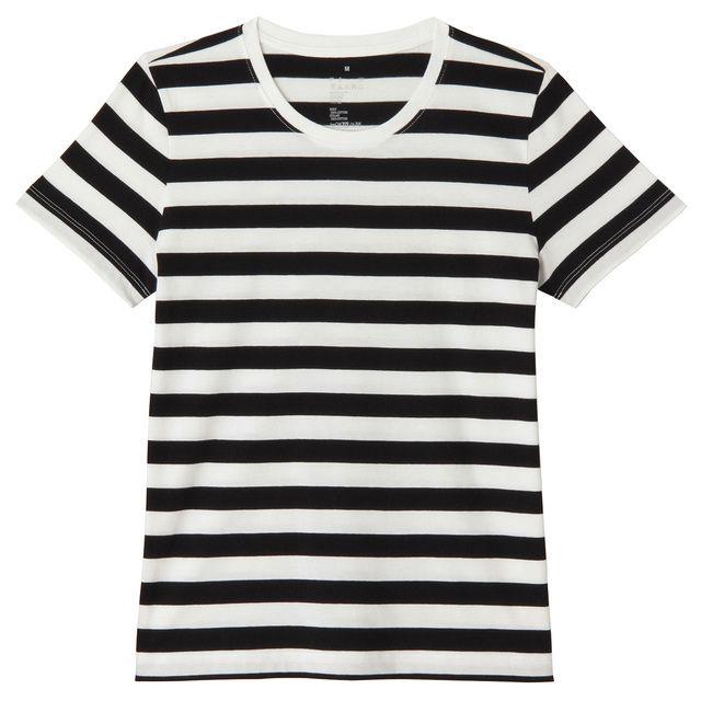 オーガニックコットンクルーネック半袖Tシャツ