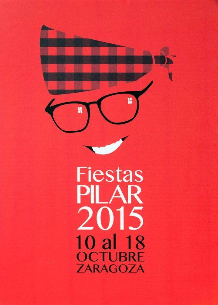 Cartel Finalista Pilar 2015 Titulo: Sonrisa del Pilar