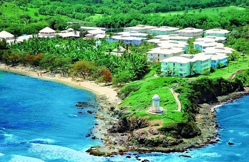 Riu Bachata All-inclusive resort!!! our escape when we're in the Dominican Rep.  Can't wait!!!