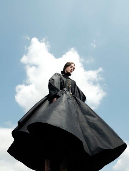 Фотограф Вилли Вандерперре - «Dior Magazine»