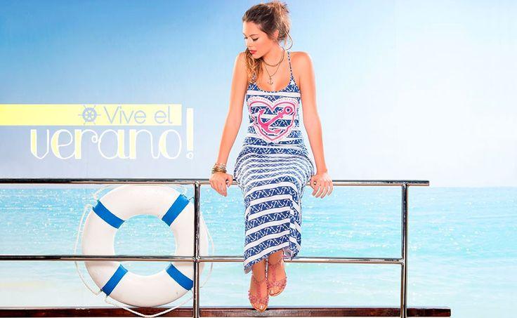 Enamórate de la nueva colección Onda Crucero y vive el verano con todo el estilo Carmel Teens.