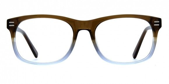 Jason Brown Fade - Mens Prescription Glasses